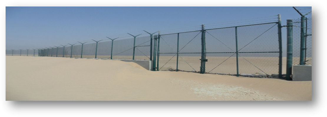 Chain Link Fences Works In Kuwait Staines Co Kuwait